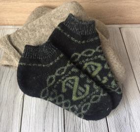 Носки короткие мужские