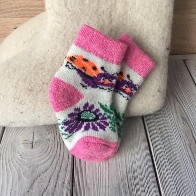 Носочки для малышей 03