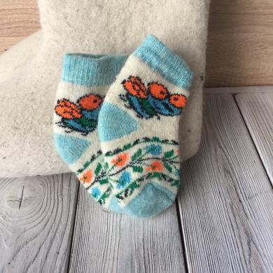 Носочки для малышей 04