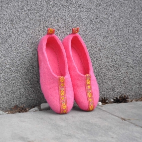 Тапочки валяные (45)