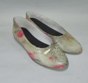 Туфли резиновые
