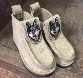 Валеши WOOL волк