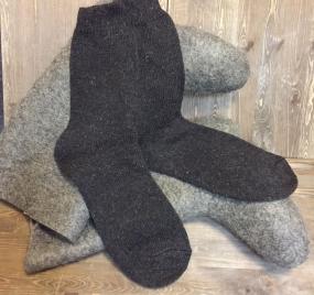 Носки  под валенки