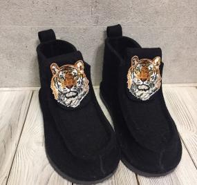 Валеши BLACK тигр